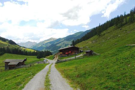 Faulbaumgartenalm Alpbach