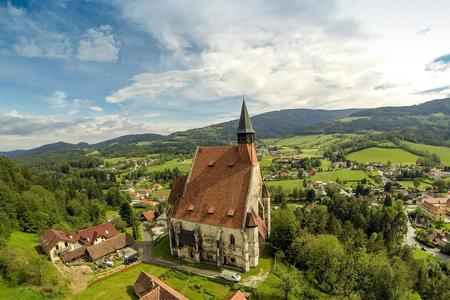 Wolfgangskirche Kirchberg am Wechsel
