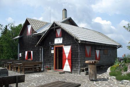 Otto Kandler-Haus am Hohenstein