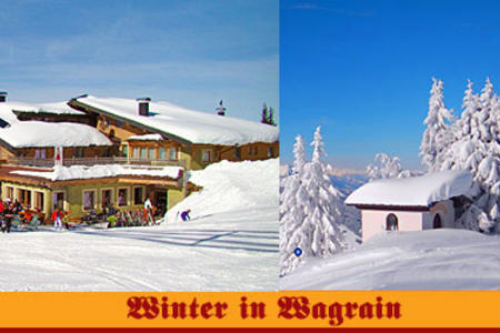 Kogelalm Winter