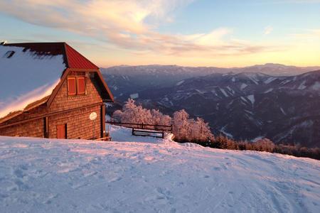 winter traisnerhuette