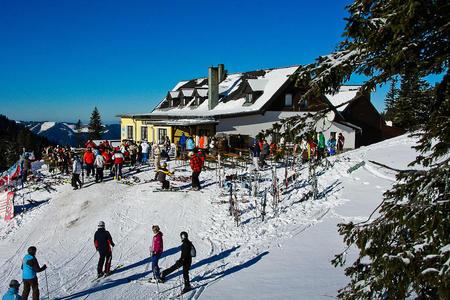 winter schutzhaus hochkar
