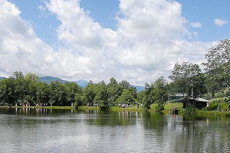 Erlensee in Brixen im Thale