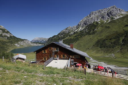 Tappenkarseehütte in Kleinarl