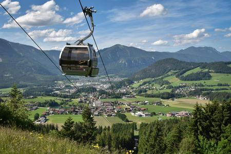Gondelbahn Reith im Alpbachtal
