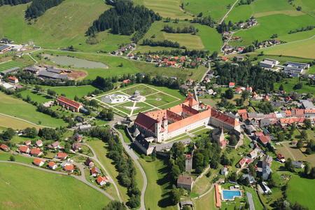 Luftbild St. Lambrecht