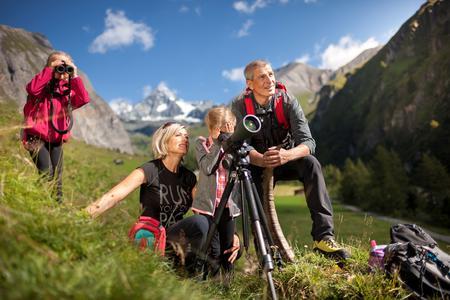 Wildtierbeobachtung im Kalser Ködnitztal