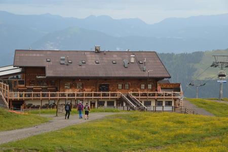 Berggasthof Hornboden Alpbach