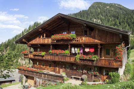 Jausenstüberl Oberthaler Alpbach