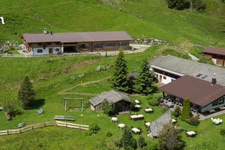 Die Labalm in Kirchberg