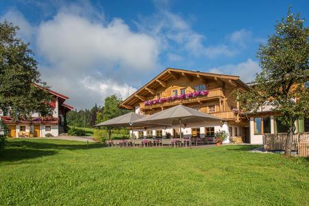 Hotel Grosslehen im Sommer