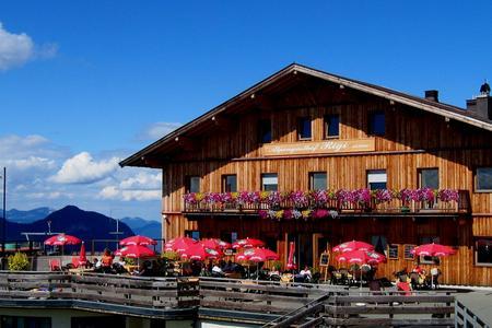 Alpengasthof Rigi Sommer