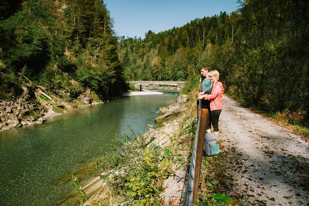 Weitwandern Bregenzerwald - Der Wasserweg