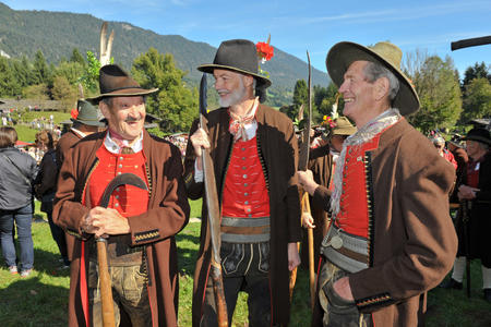 Kirchtag im Museum Tiroler Bauernhöfe