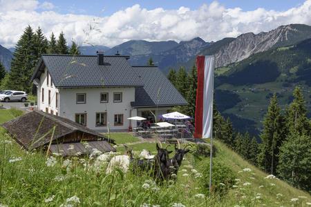 Bergasthof Grabs