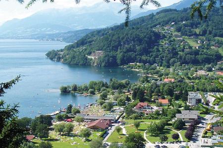 Panorama Millstätter See