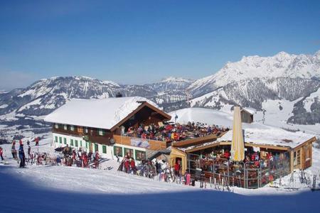 Alpengasthof Lärchfilzhochalm