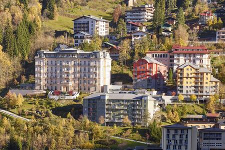 Hapimag Resort Bad Gastein Gesamtansicht