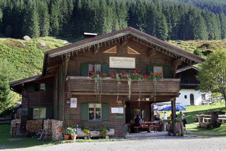 Alpengasthof Moderstock