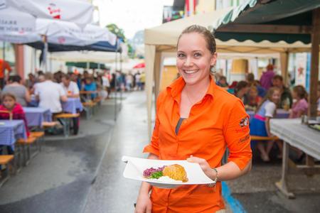 Knödelfest in Radstadt