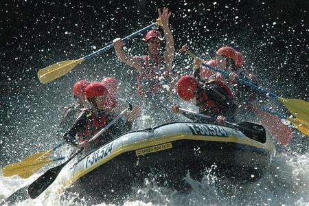 Wildwassersport Sport Ossi Kramsach