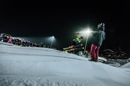 Winterfest Freestyler
