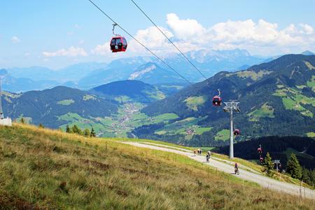 Schatzbergbahn Wildschönau
