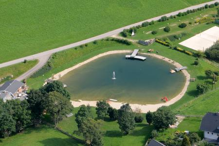 Naturbadeteich - Freizeitland Fischbach