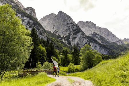 Unterwegs im Kaiserbachtal