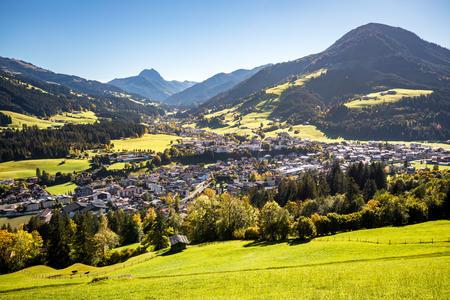 Dorfansicht Kirchberg
