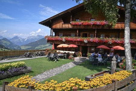Wurmhof Alpbach Sommer