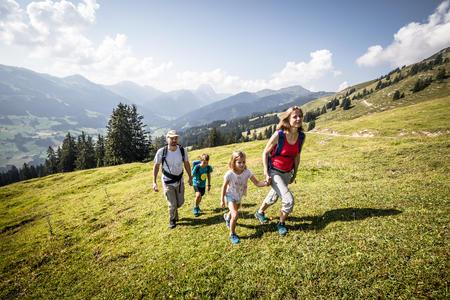 Familien Urlaub
