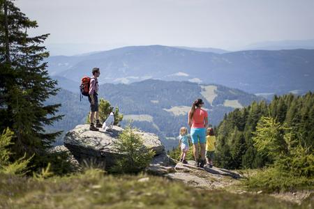 Wandern Zirbitzkogel