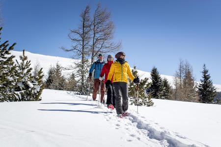 Zirbitzkogel Schneeschuhwandern