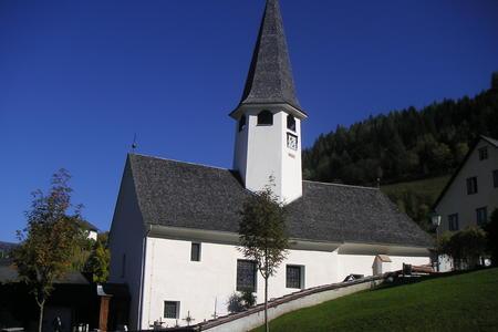 Pfarrkirche Schönberg-Lachtal
