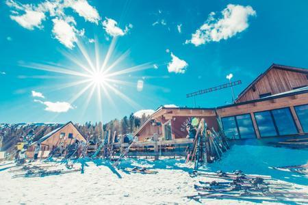 Rieglerhütte am Kreischberg