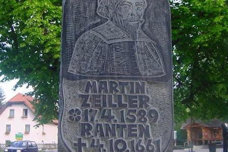 Martin Zeiller Pfad Ranten