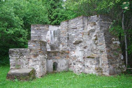 Hochofen Pöllau