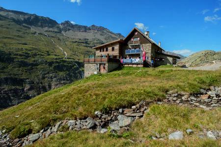 Langtalereck Hütte