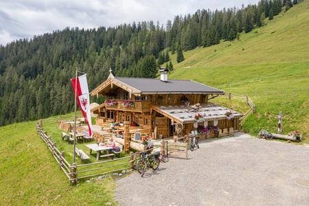 Alm-Ausschank zur Käsesennerin Alpbach