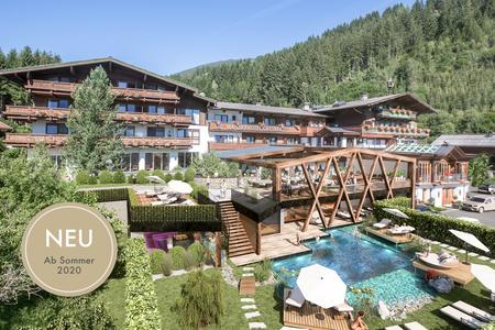 Wanderhotel Gassner NEU ab Sommer 2020