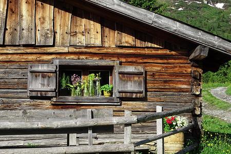 Thaler Mahderhütte