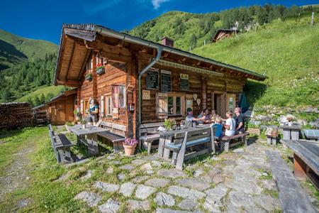 Grussberghütte