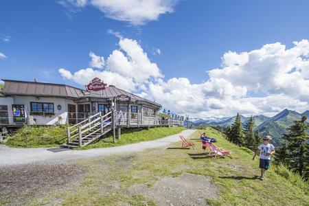 Hauserbauer's Gipfelstadl