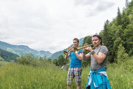 Berge & Musik