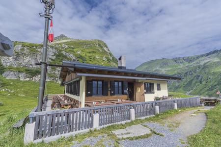 Bockhartseehütte