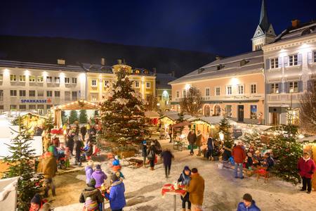Weihnachtsmarkt am Stadtplatz