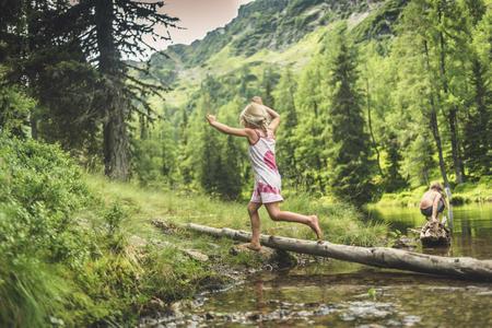 Wanderung für Familien - Themenweg Stille Wasser Reiteralm