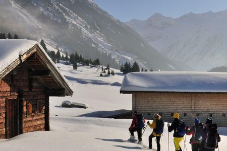Schneeschuh-Tour Ferienregion Nationalpark Hohe Tauern