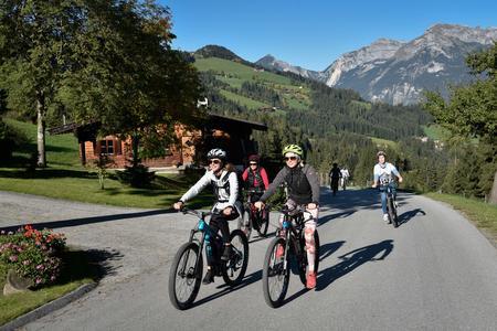 e-Bike Gauditour Alpbachtal